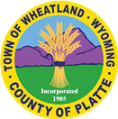 Seal of the Town of Wheatland